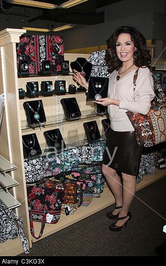 """Marie Osmond Launches the """"Marie Lifestyle Collection"""" at Hallmark Store Las Vegas on November 21, 2009 Hallmark Store Las Vegas"""