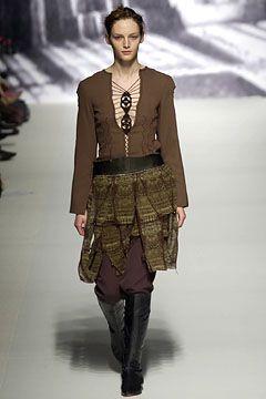 Sophia Kokosalaki Fall 2002 Ready-to-Wear - Collection - Gallery - Style.com