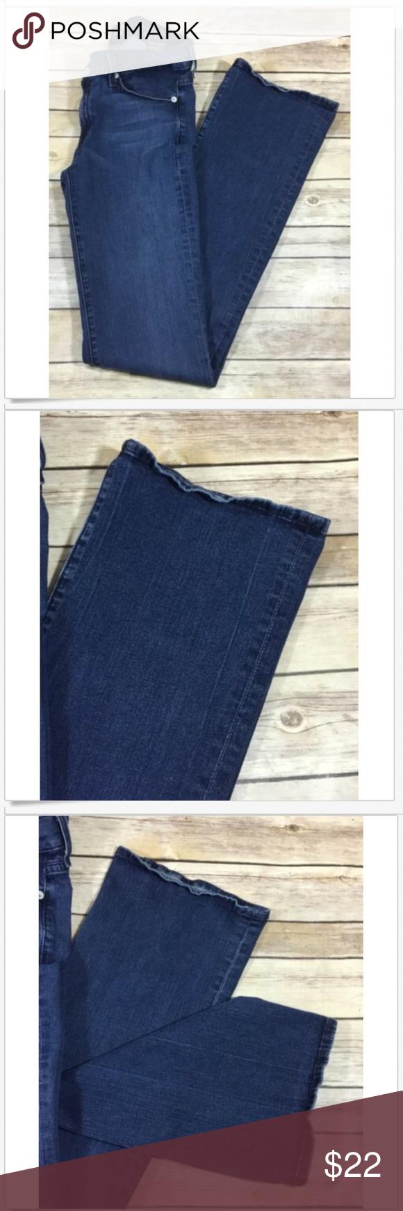 41d4cd4e635 For All Mankind Skinny Bootcut Denim Jeans 28 7 For All Mankind Women s  Skinny Boot