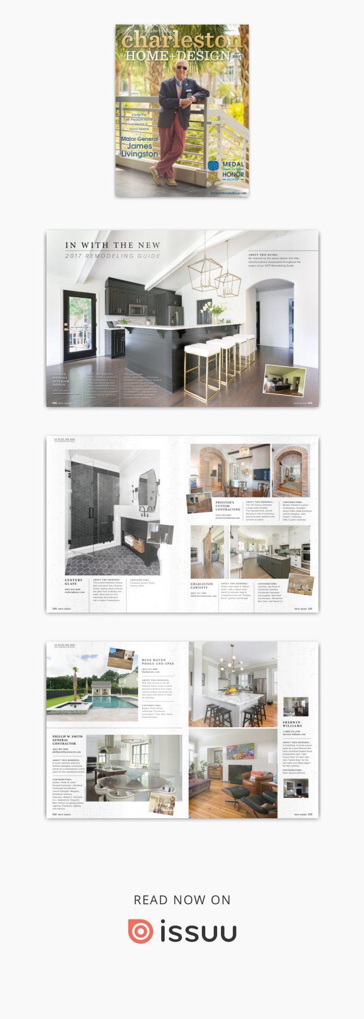 Beautiful Charleston Home Design Magazine Adornment - Home ...