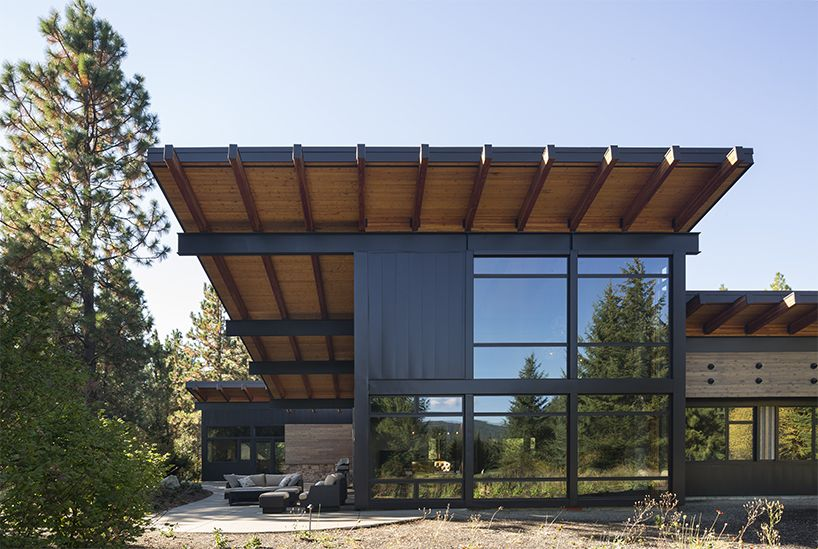 Best This Net Zero Cabin In American Suburbs Uses Only 400 x 300