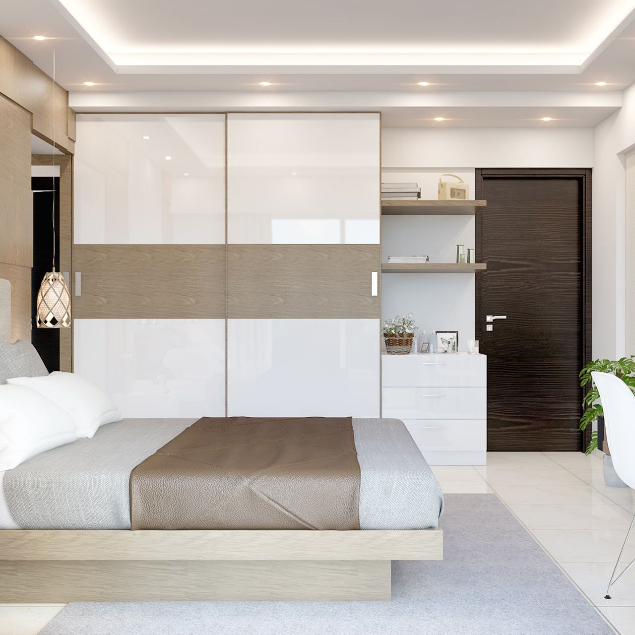 Design Cafe Expert Speak: A Fashionable Guide To Wardrobe Designs For Your  Bedroom In 2020 | Wardrobe design bedroom, Bedroom closet design, Bedroom  design