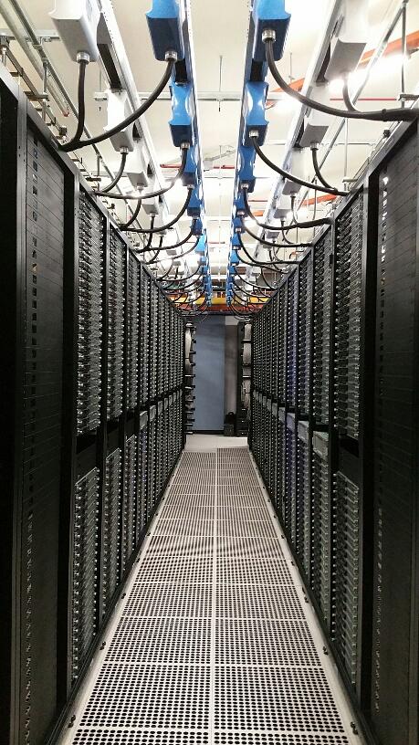 Our First International Data Center Goes Live In Singapore Data Center Data Center Design Computer Server