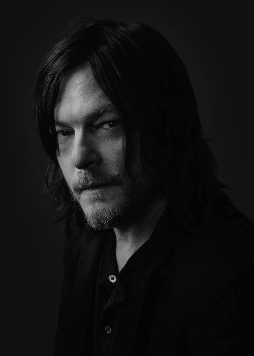 robot voice does not compute rt norman reedus tonight an outtake from
