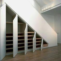 Einbauschrank Unter Treppe schrank unter treppe home