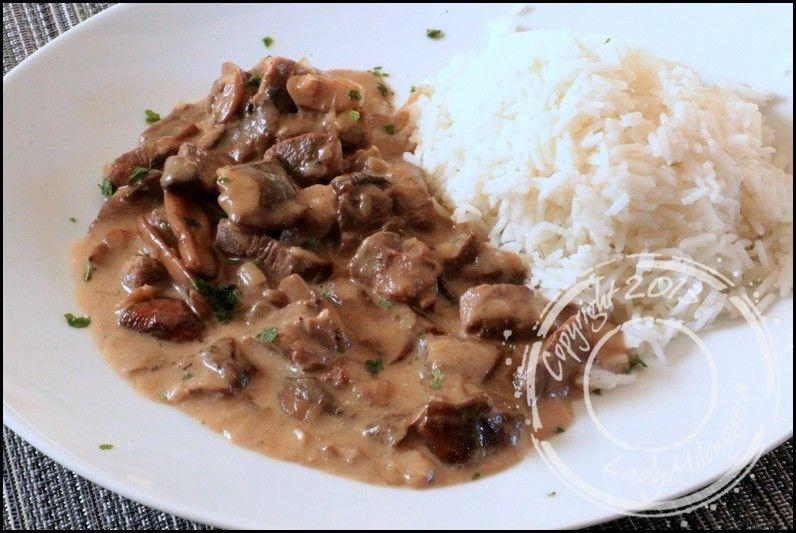 Magrets de canard sauce foresti re cuisine wok food et food drink - Cuisiner le magret de canard au four ...