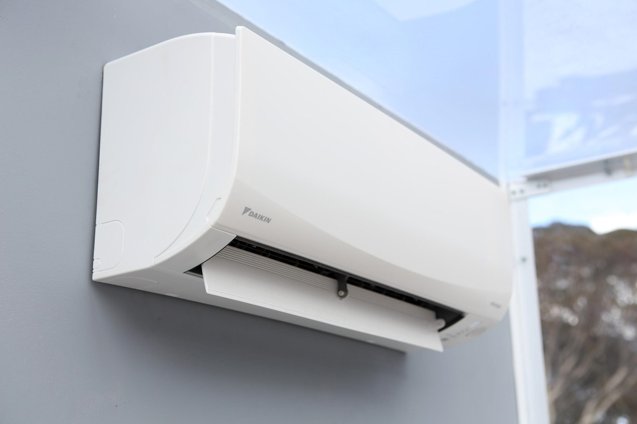 Did you know that as the temperature rises, a Daikin