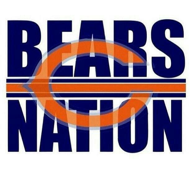 Bears Nation Chicago Bears Baby Chicago Bears Football Bear