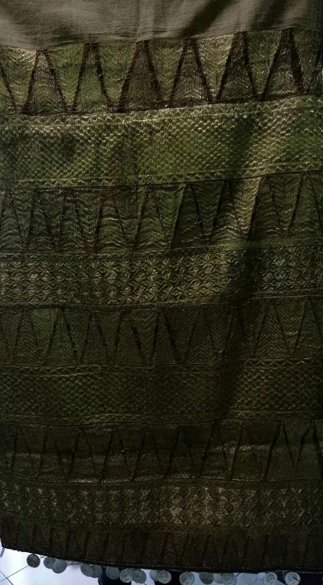 Tapis Jungsarat Pucuk Rebung From Pubian Lampung Tapis Heritage