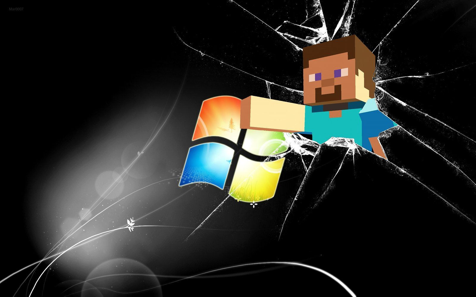 Computer Minecraft Wallpapers Desktop Backgrounds