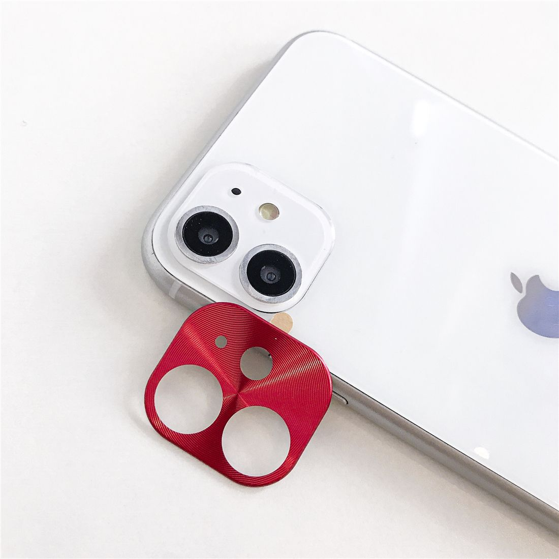 Camera lenses protector bumper ring case for iphone 11 pro
