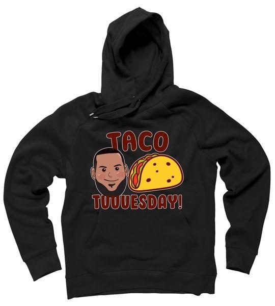 Funny Taco Tuesday Hoodie