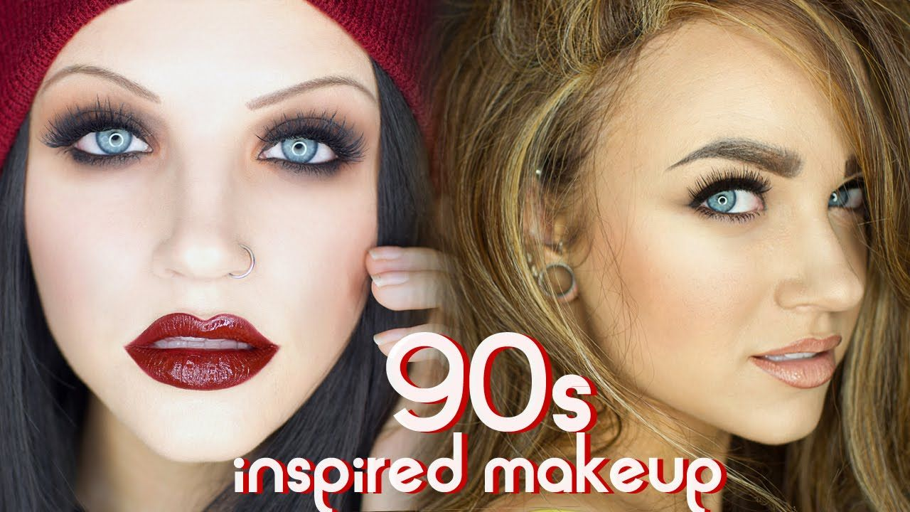 21 Grunge Makeup Tutorials That Prove The 90s Trend Is Back