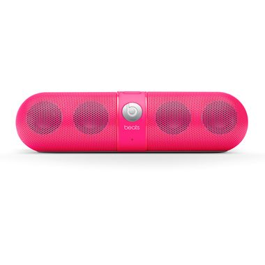 Beats Headphones - Beats Pill Neon Pink
