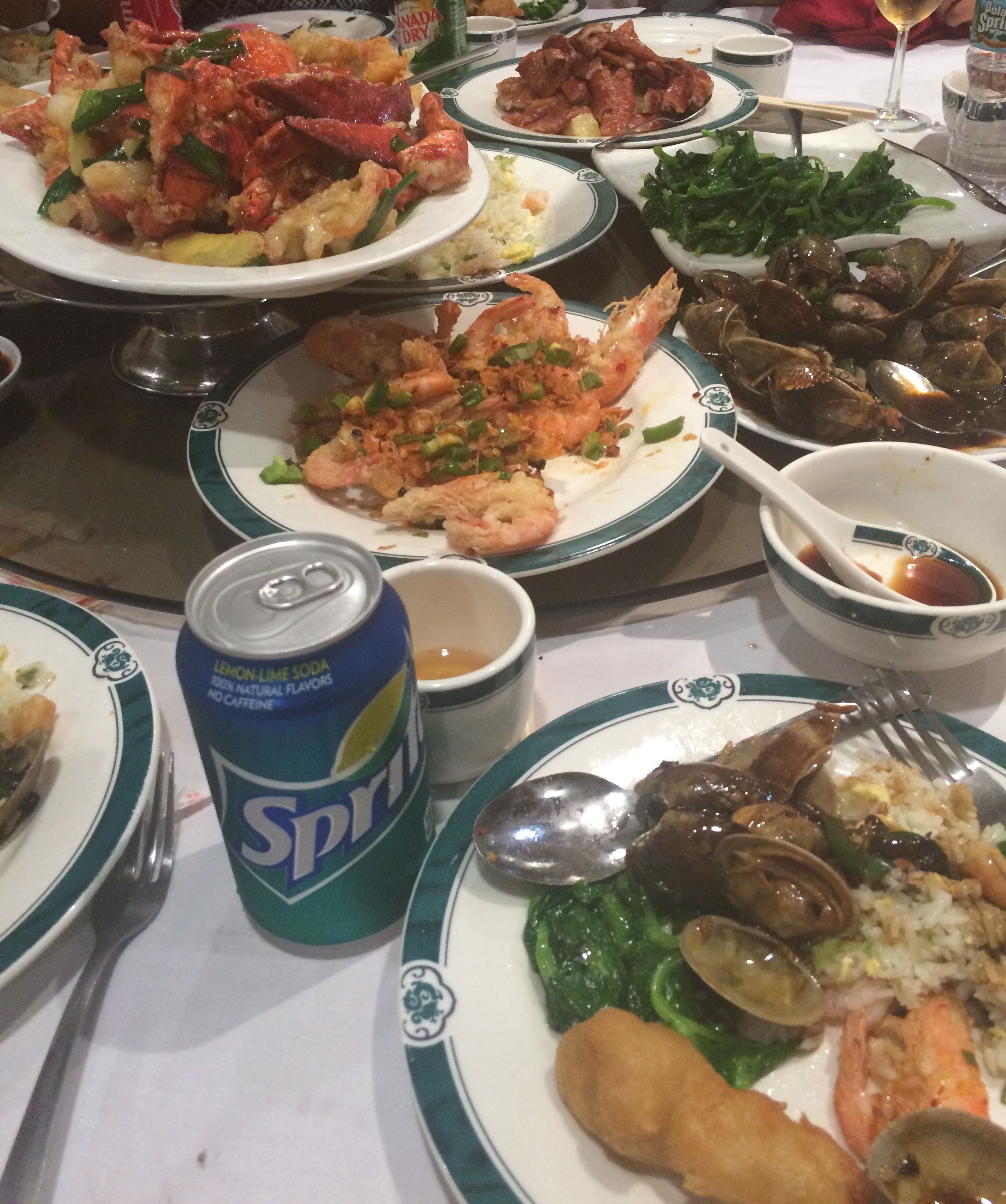 You Can Get All Of This The New Jumbo Seafood Restaurant In The Heart Of Boston Chinatown