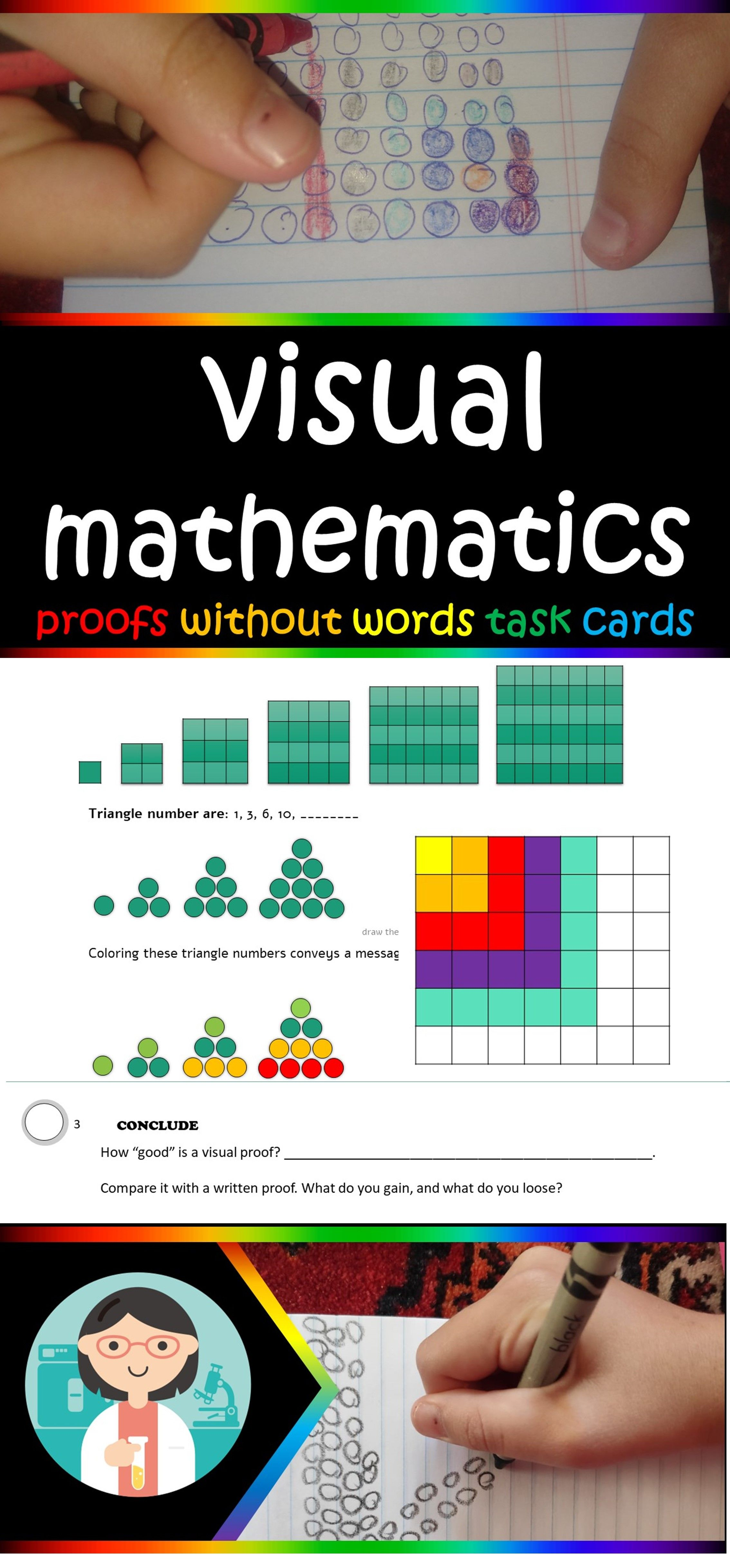 5 Activities That Will Make Numbers Fun Visual Math Number