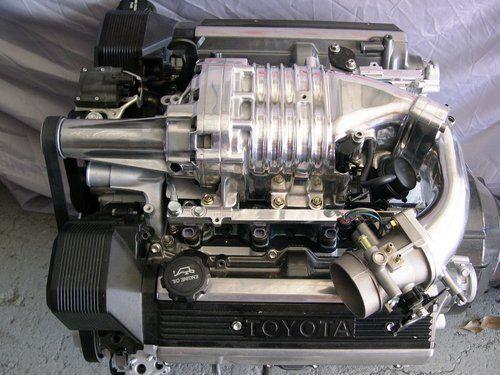 Bullet Cars Supercharger Kits Toyota 1UZFE Toyota