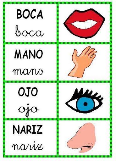 Palabras Dibujo Iliana 2 Picasa Web Albums Juegos De Lectoescritura Lectura De Palabras Espanol De Escuela Primaria