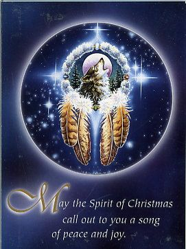 native american christmas card greetings location christmas cards may the spirit of christmas card 1348