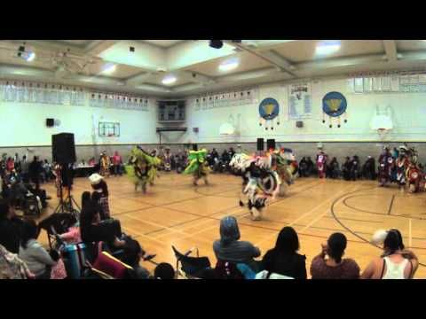 Mens Fancy Dance Group 1 @ CTK Powwow #powwow #powwowmusic #powwowtimes