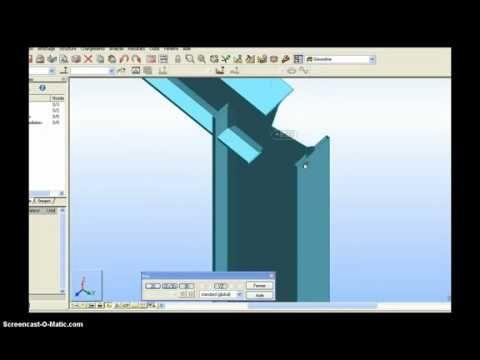 Robot™ Structural Analysis Professional structural 2 (charpente métallique)