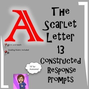 Scarlet letter essay prompts