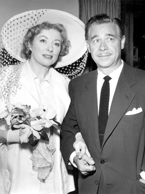 Greer Garson biopic casting ideas? - GoldDerby Greer Garson And Husband