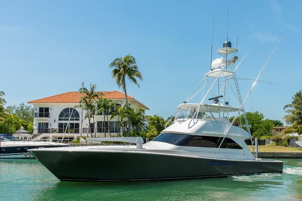 This 61 Viking is offered for sale by SYS International