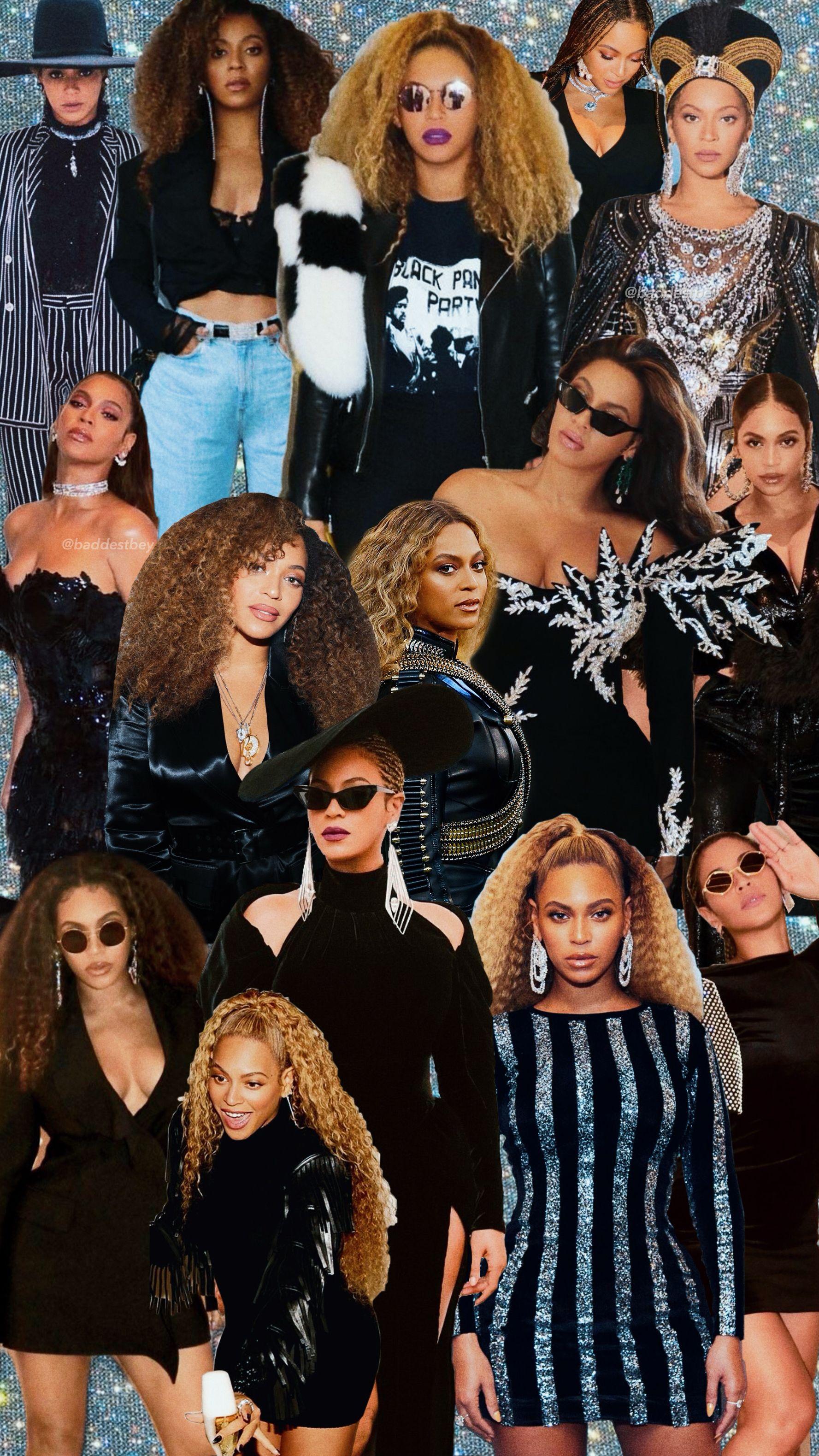 Beyonce Collage Beyonce Collage Wallpaper Queen Bee Beyonce Beyonce Queen Beyonce