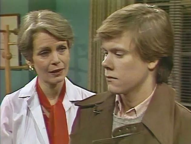 Kevin Bacon played T.J. Werner on GL, 1980-1981.