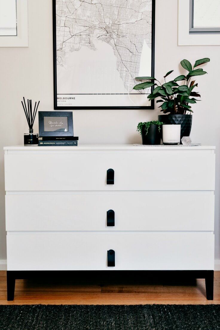 Inside my Insanely Affordable ALDI Furniture Hacks | White furniture ...