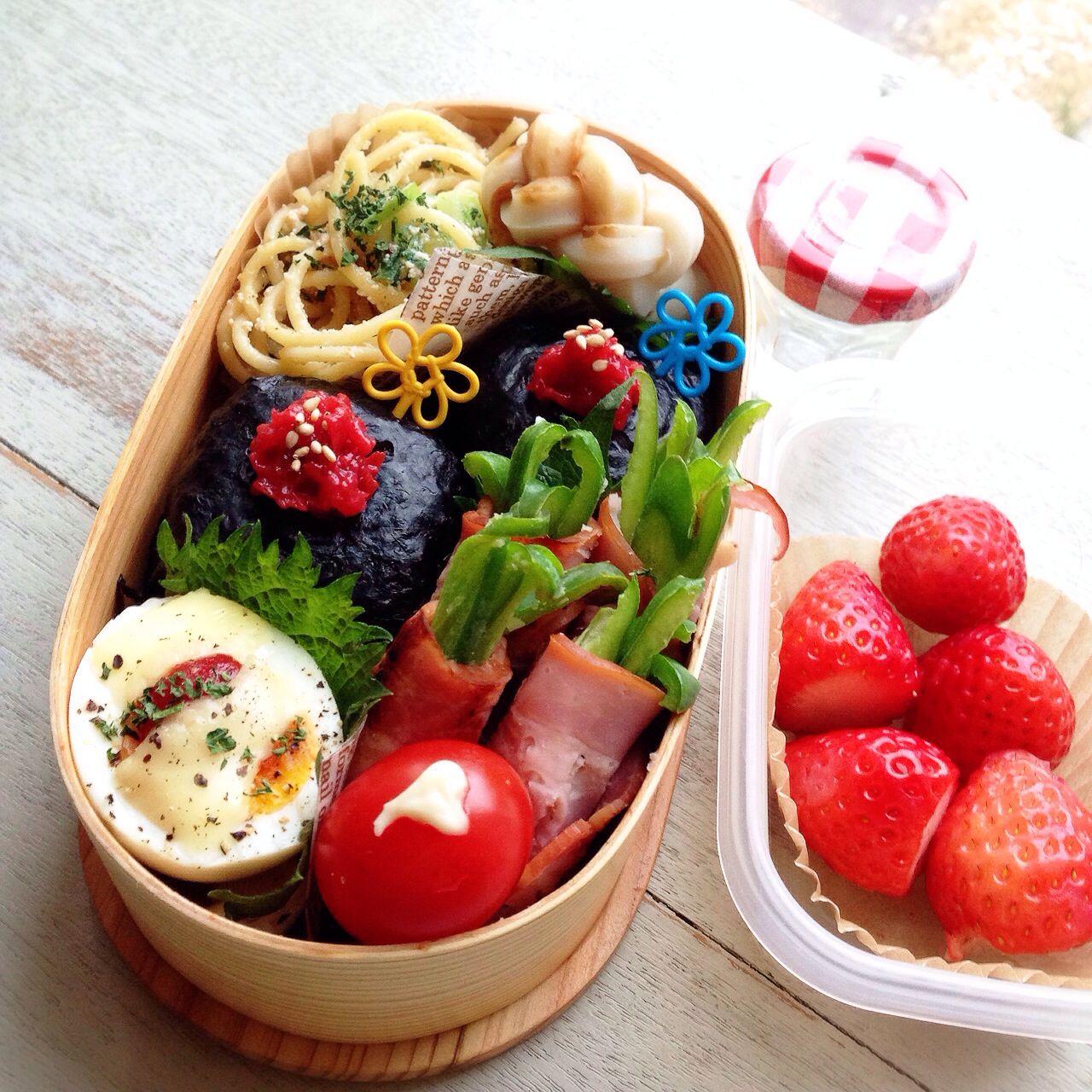 お弁当♪ *lunch box*