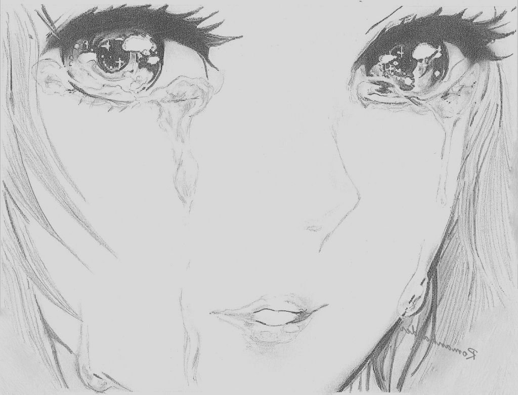 Pin On Pencil Drawings Anime Girls Illustrations
