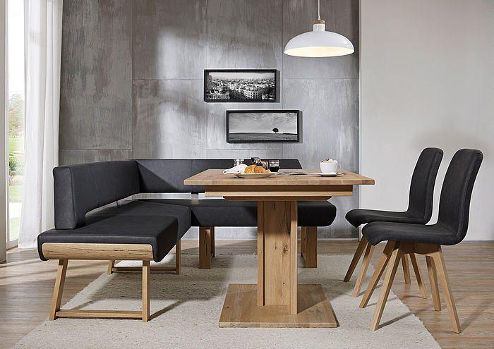 risseiche samtlack sch sswender m bel eckb nke pinterest esszimmer haus k chen und. Black Bedroom Furniture Sets. Home Design Ideas