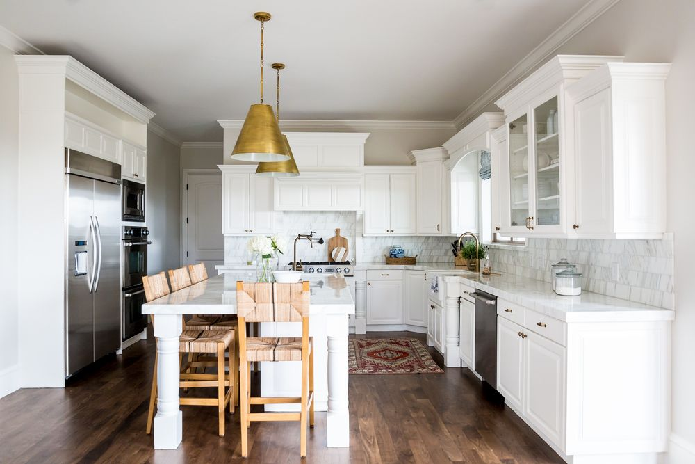 Superior A Dramatic Kitchen Facelift By Studio McGee