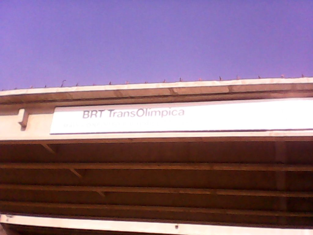 Viaduto Transolímpica