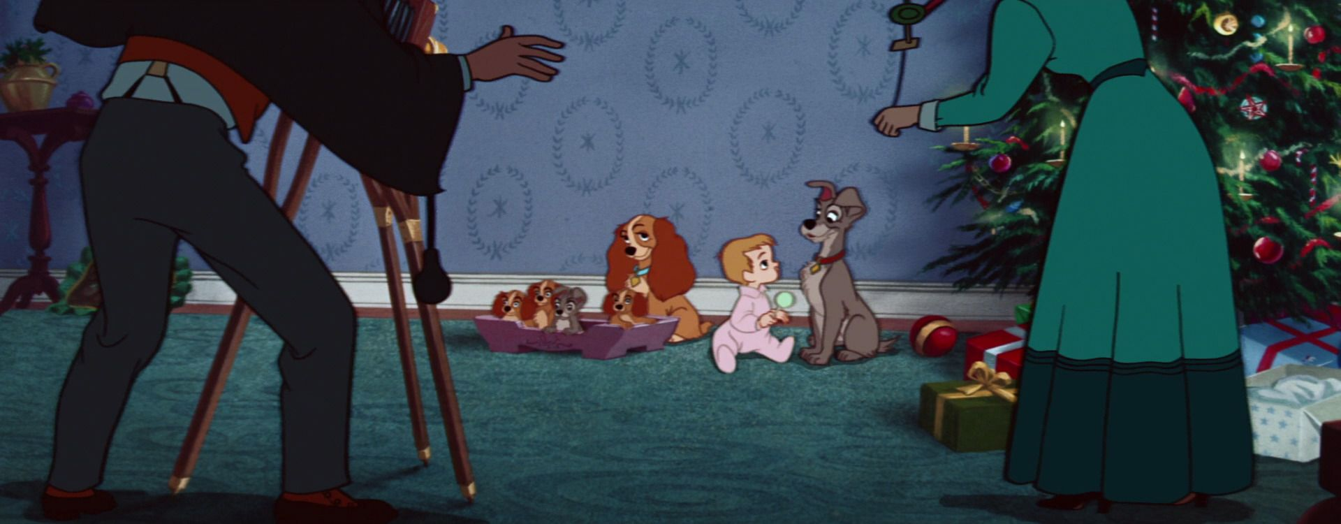 Lady And The Tramp 1955 Disney Screencaps Lady And The Tramp Disney Ladies Classic Disney