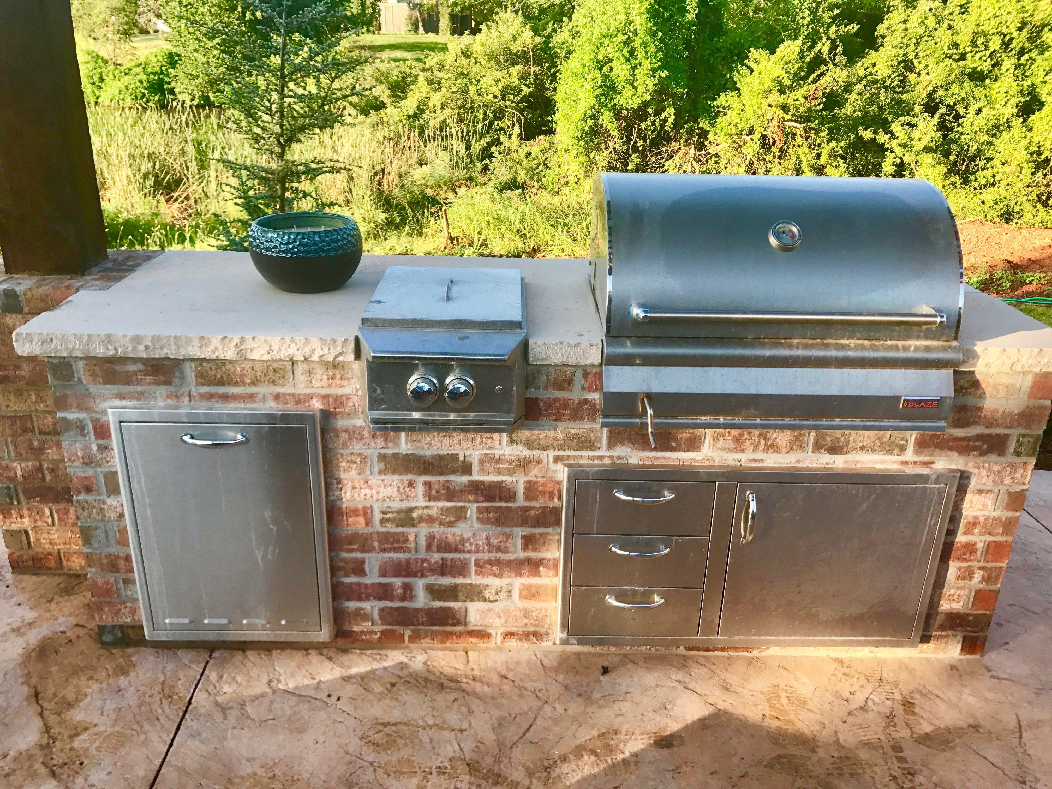 Outdoor Kitchens Okc Outdoor Pergola Outdoor Decor