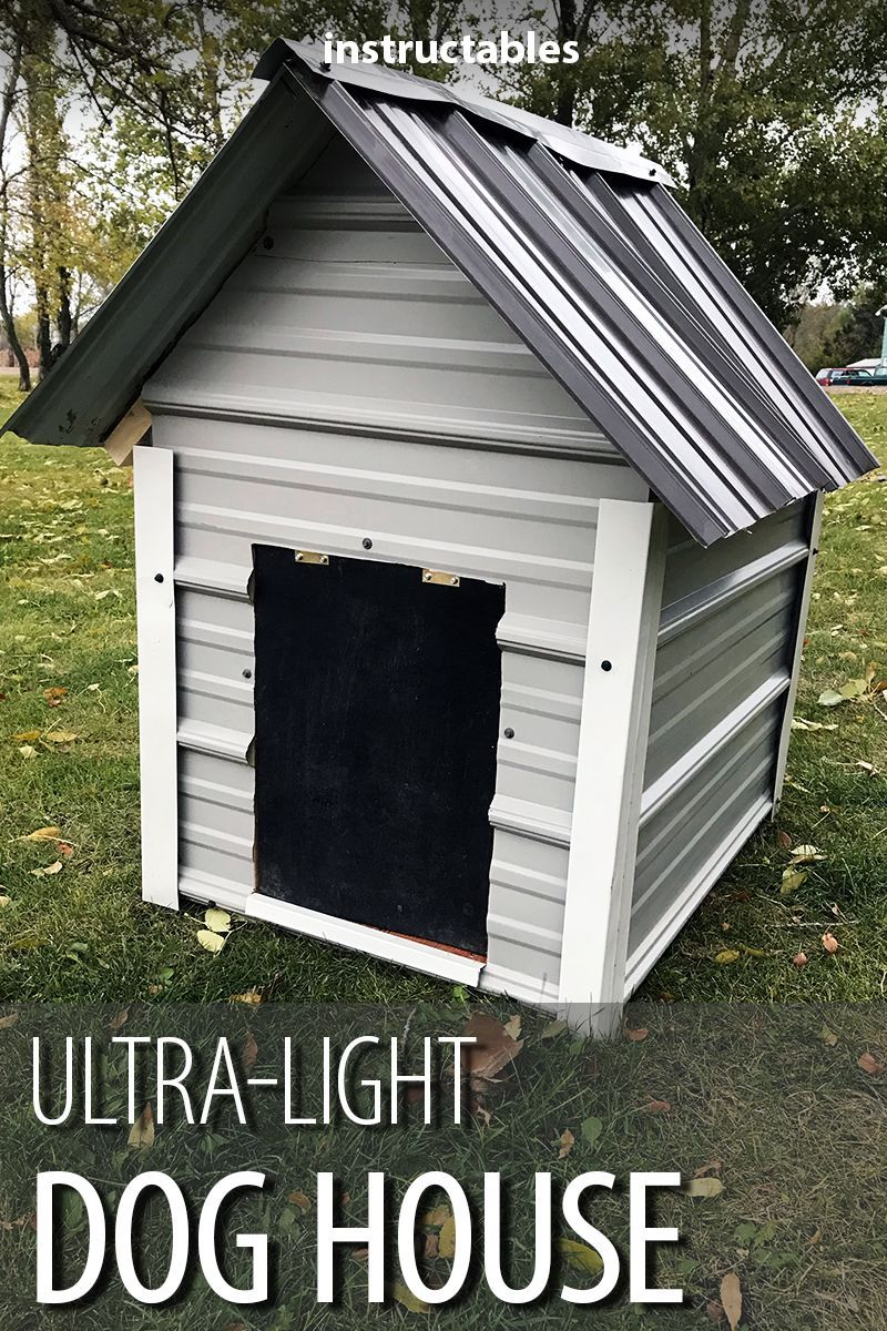 Ultra Light Dog House Fancy Dog Houses Cool Dog Houses Dog Houses