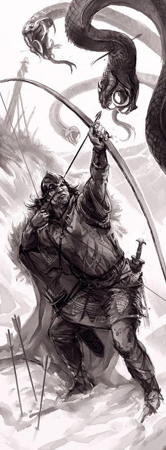 DrDII: Ranger by Merlkir on DeviantArt