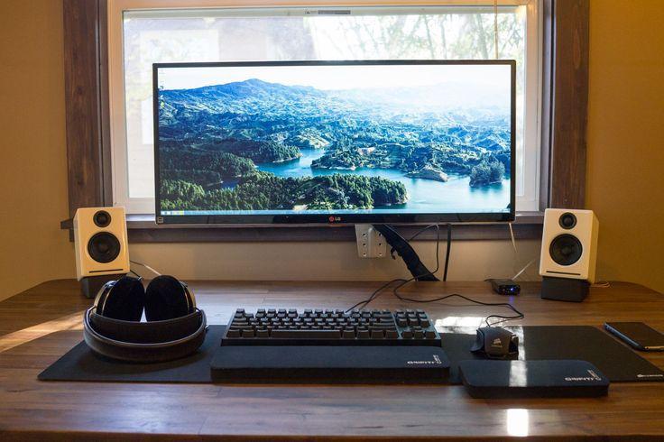 ultrawide monitor - Google Search   GAMING SETUPS   Computer