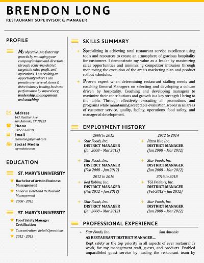 Studious Functional resume, Best free resume templates