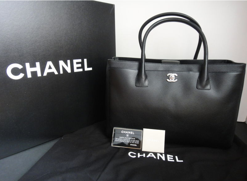 Chanel Cerf Tote Could Be A Good Work Bag At Classy Job