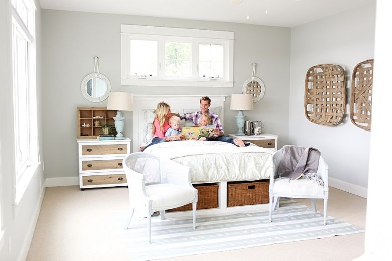 Kelly Braman Family Lifestyle Session The Lily Pad Cottage
