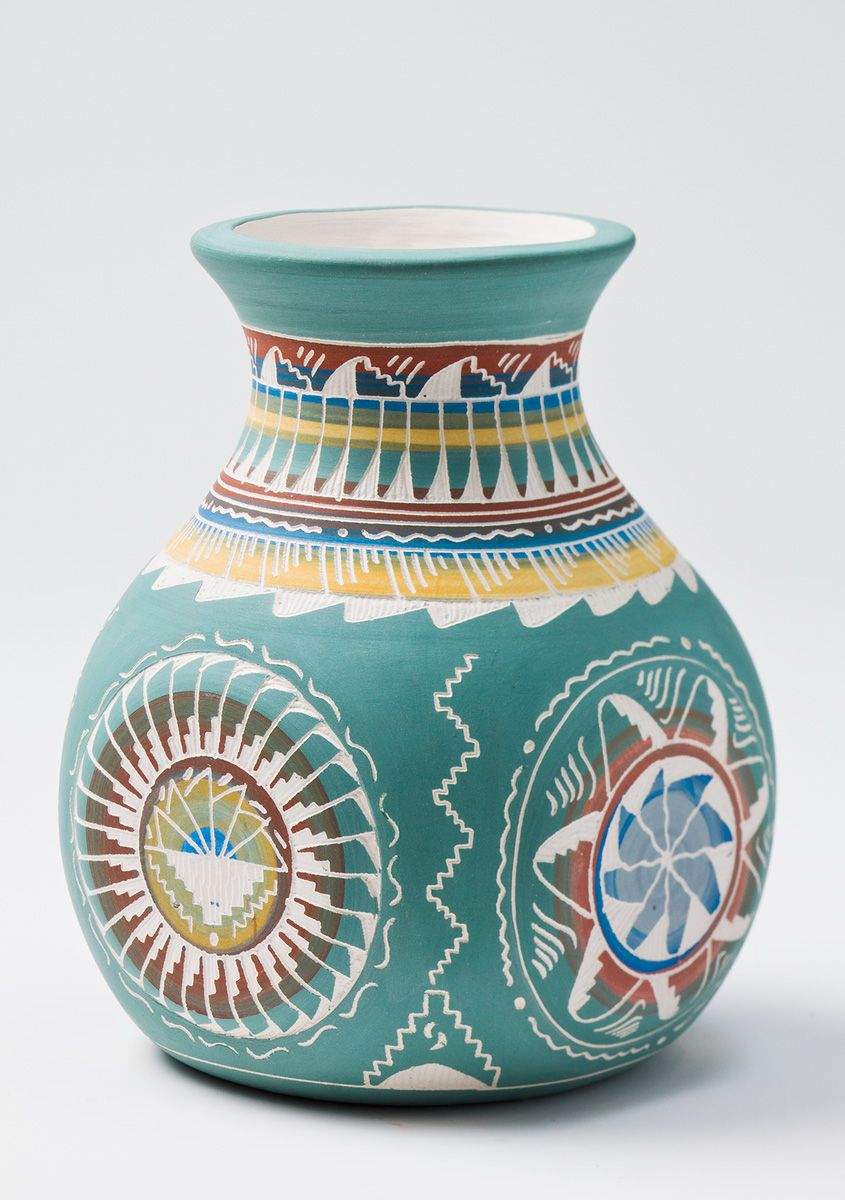 Fancy Some Traditional Mexican Pottery