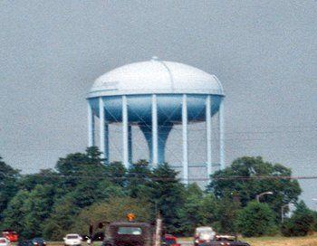 Lexington Kentucky Water Tower Water Tower Lexington Kentucky