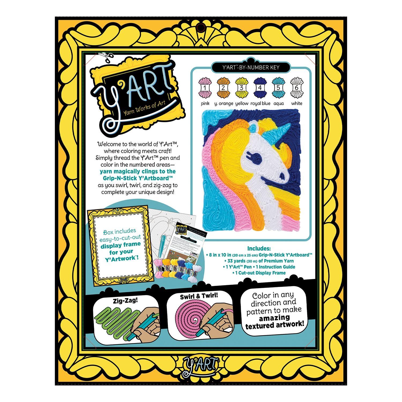 41++ Yarn unicorn craft kit ideas