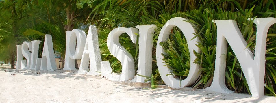 Isla Pasion Pion Island In Cozumel Mexico During A Cruise One Of The Places They Film Corona Commercials Beautiful