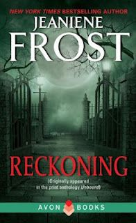 Reckoning, prequel to Night Huntress Series.   3 Stars. Looking forward to reading the series now.