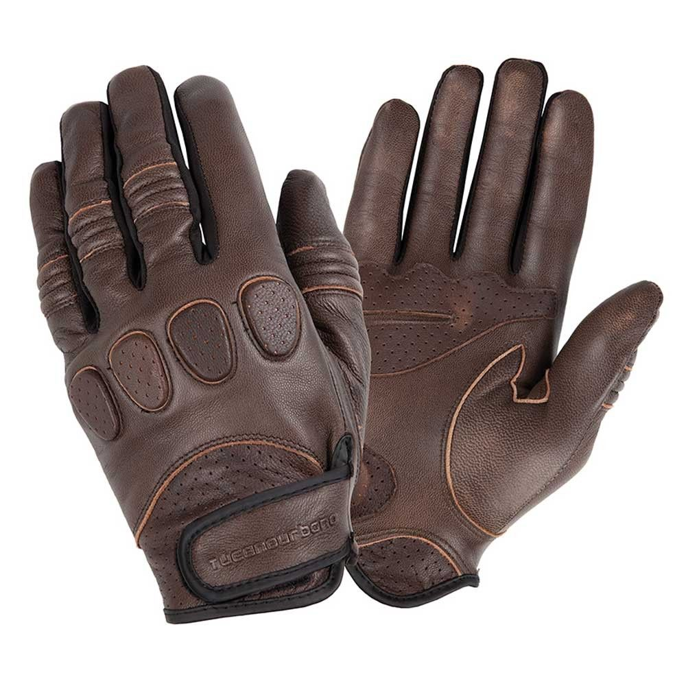 Motorcycle gloves palm protection - The Tucano Urbano Gig Scooter Gloves Are A Short Cuff Compact Summer Glove And Are